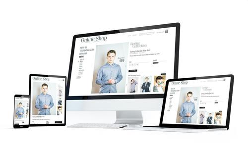 conception web e-commerce